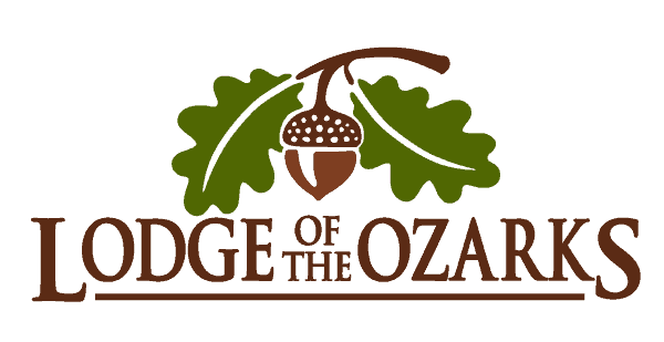 Lodge of the Ozarks logo